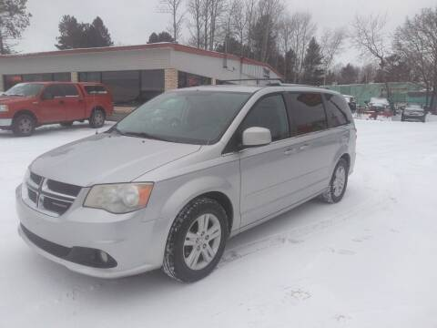 2012 Dodge Grand Caravan for sale at Pepp Motors in Marquette MI
