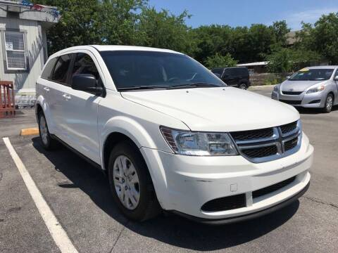 2014 Dodge Journey for sale at Auto Solution in San Antonio TX