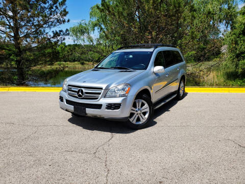 2008 Mercedes-Benz GL-Class for sale at Excalibur Auto Sales in Palatine IL