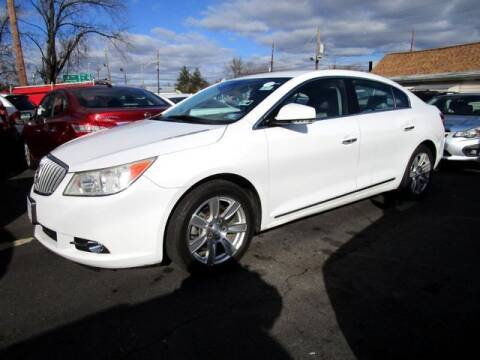 2010 Buick LaCrosse for sale at American Auto Group Now in Maple Shade NJ