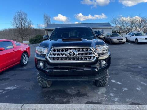 2017 Toyota Tacoma for sale at Mr. D's Automotive in Piney Flats TN