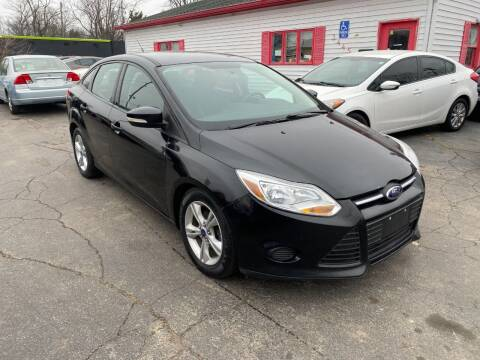 2014 Ford Focus for sale at A Class Auto Sales in Indianapolis IN