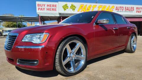 2012 Chrysler 300 for sale at Fast Trac Auto Sales in Phoenix AZ