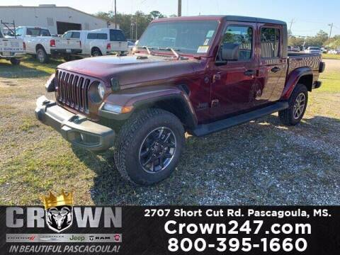 2021 Jeep Gladiator for sale at CROWN  DODGE CHRYSLER JEEP RAM FIAT in Pascagoula MS