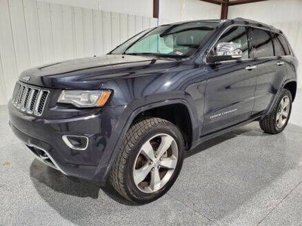 2014 Jeep Grand Cherokee for sale at Hatcher's Auto Sales, LLC in Campbellsville KY