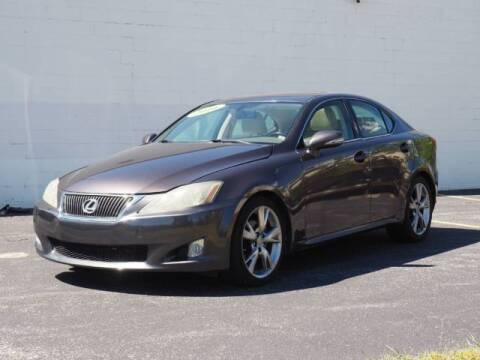2010 Lexus IS 250 for sale at O T AUTO SALES in Chicago Heights IL