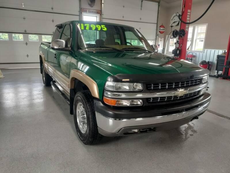 1999 Chevrolet Silverado 2500 for sale at Sand's Auto Sales in Cambridge MN
