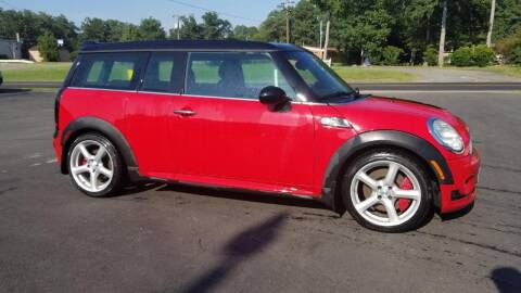 2009 MINI Cooper Clubman for sale at Whitmore Chevrolet in West Point VA