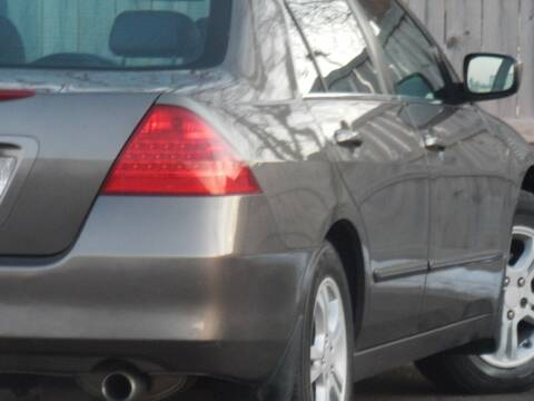 2006 Honda Accord for sale at Moto Zone Inc in Melrose Park IL