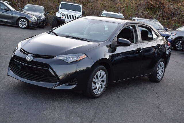 2018 Toyota Corolla for sale at Automall Collection in Peabody MA