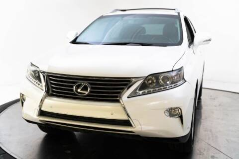2015 Lexus RX 350 for sale at AUTOMAXX MAIN in Orem UT