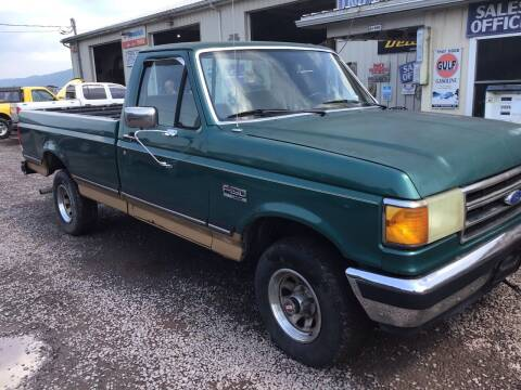 1989 Ford F-150 for sale at Troys Auto Sales in Dornsife PA