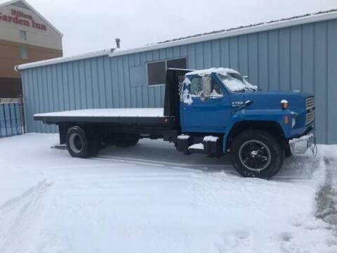 1987 Ford F-700