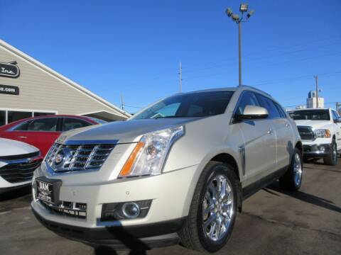 2013 Cadillac SRX for sale at Dam Auto Sales in Sioux City IA