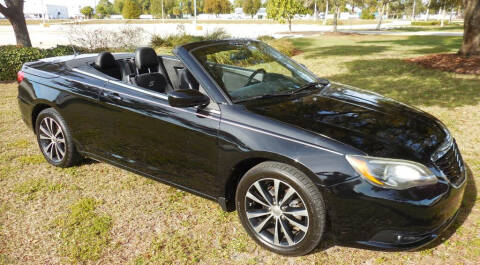 2011 Chrysler 200 Convertible for sale at Performance Autos of Southwest Florida in Fort Myers FL