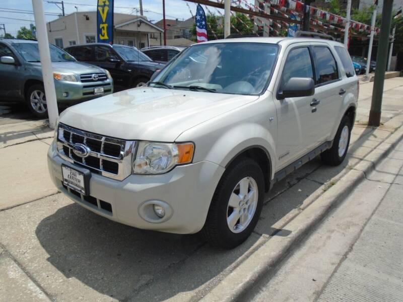 2008 Ford Escape for sale at CAR CENTER INC in Chicago IL