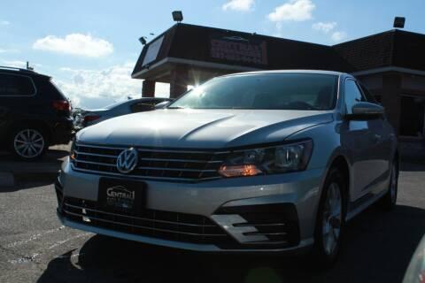 2016 Volkswagen Passat for sale at Central 1 Auto Brokers in Virginia Beach VA