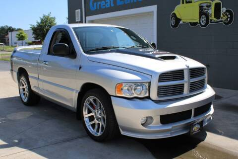 2005 Dodge Ram Pickup 1500 SRT-10 for sale at Great Lakes Classic Cars & Detail Shop in Hilton NY