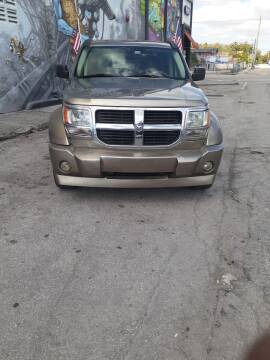 2007 Dodge Nitro for sale at Rosa's Auto Sales in Miami FL