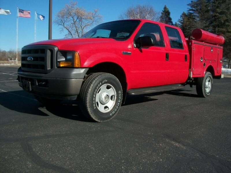 2005 Ford F-350 Super Duty for sale at Zimmerman Truck in Zimmerman MN