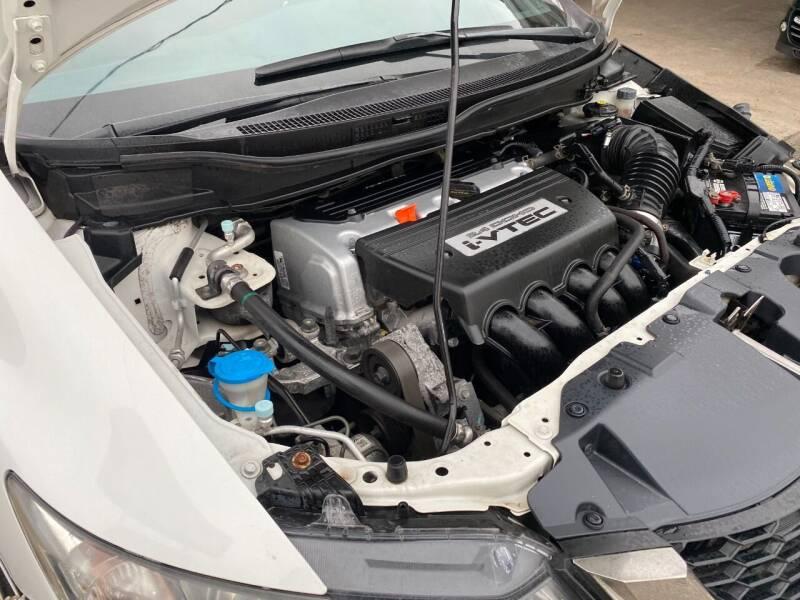 2015 Honda Civic Si 4dr Sedan - Denver CO