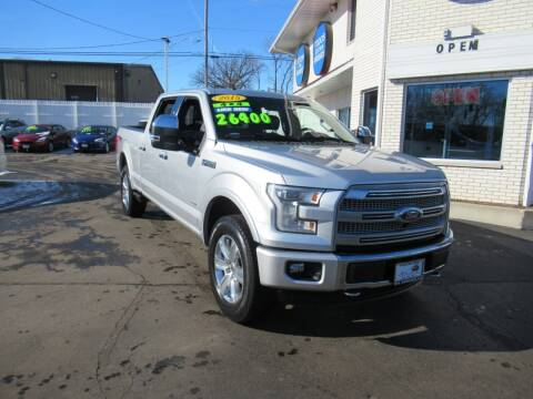 2015 Ford F-150 for sale at Auto Land Inc in Crest Hill IL