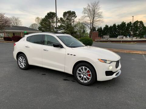 2017 Maserati Levante for sale at SMZ Auto Import in Roswell GA