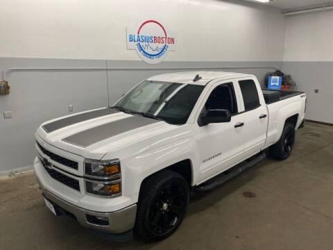 2015 Chevrolet Silverado 1500 for sale at WCG Enterprises in Holliston MA