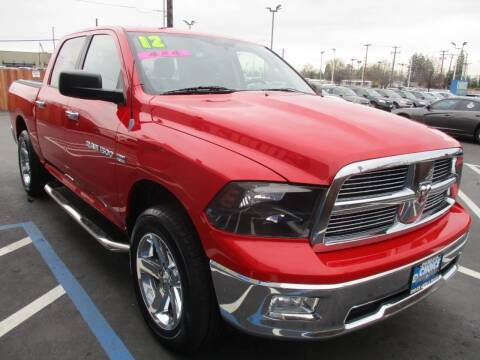 2012 RAM Ram Pickup 1500 for sale at Choice Auto & Truck in Sacramento CA