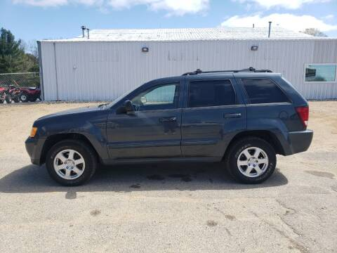 2008 Jeep Grand Cherokee for sale at Steve Winnie Auto Sales in Edmore MI