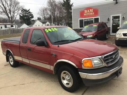 2004 Ford F-150 Heritage for sale at Bam Motors in Dallas Center IA