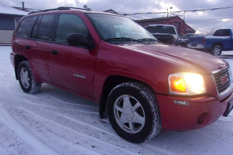 2002 GMC Envoy for sale at JEFF MILLENNIUM USED CARS in Canton OH