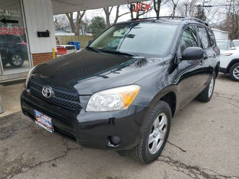 2008 Toyota RAV4 for sale at New Wheels in Glendale Heights IL