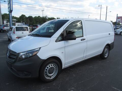 2017 Mercedes-Benz Metris for sale at Blue Book Cars in Sanford FL