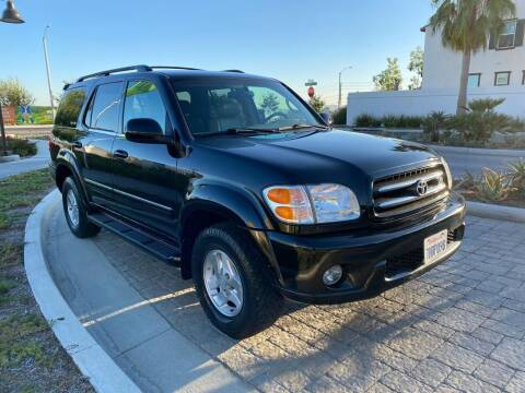 2002 Toyota Sequoia for sale at IE Dream Motors in Upland CA