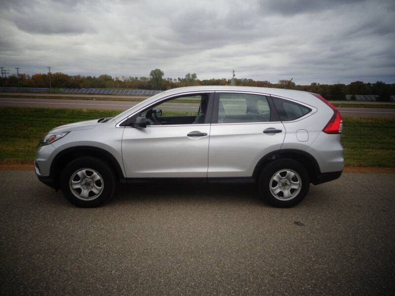 2016 Honda CR-V for sale at Whi-Con Auto Brokers in Shakopee MN