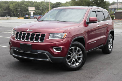 2014 Jeep Grand Cherokee for sale at Auto Guia in Chamblee GA