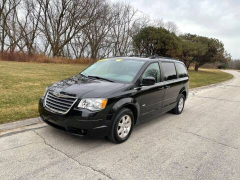 2008 Chrysler Town and Country for sale at Aleid Auto Sales in Cudahy WI