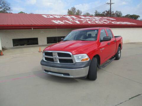 2010 Dodge Ram Pickup 1500 for sale at DFW Auto Leader in Lake Worth TX