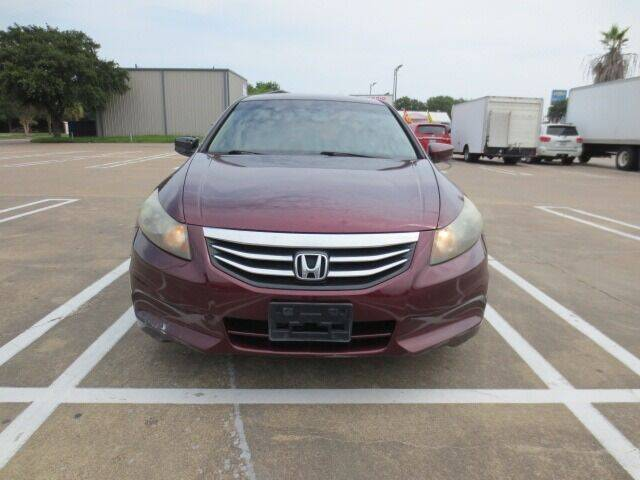 2011 Honda Accord for sale at MOTORS OF TEXAS in Houston TX
