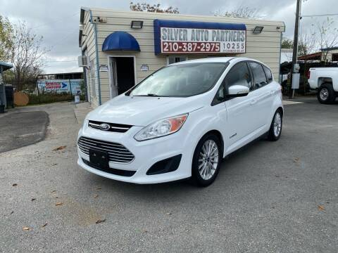2014 Ford C-MAX Hybrid for sale at Silver Auto Partners in San Antonio TX