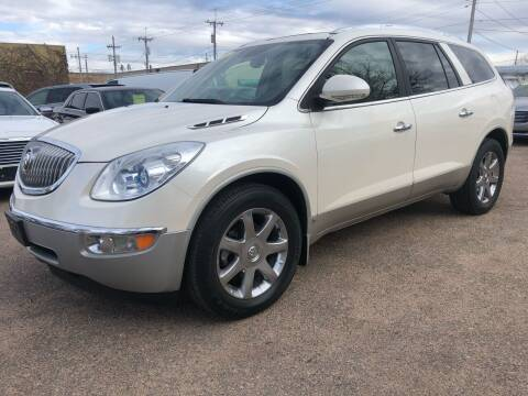 2010 Buick Enclave for sale at El Tucanazo Auto Sales in Grand Island NE