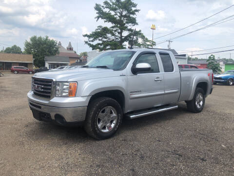 2011 GMC Sierra 1500 for sale at Jim's Hometown Auto Sales LLC in Byesville OH