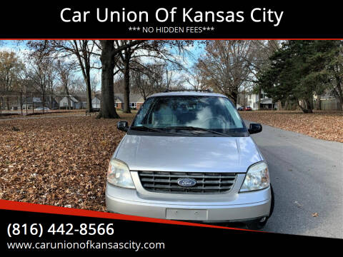 2004 Ford Freestar for sale at Car Union Of Kansas City in Kansas City MO