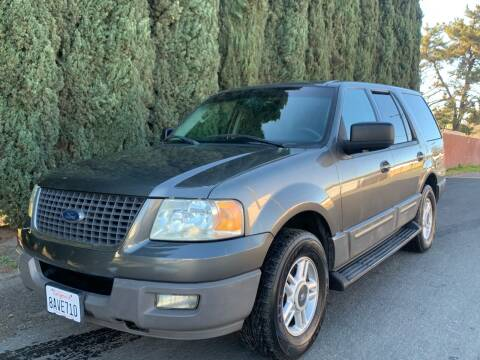 2003 Ford Expedition for sale at River City Auto Sales Inc in West Sacramento CA