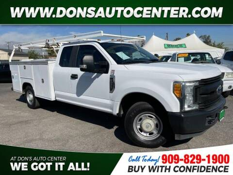 2017 Ford F-350 Super Duty for sale at Dons Auto Center in Fontana CA