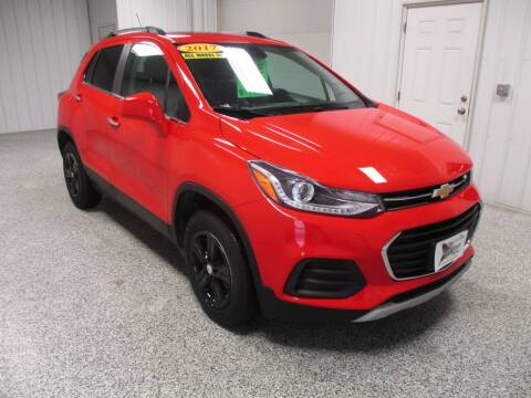 2017 Chevrolet Trax for sale at LaFleur Auto Sales in North Sioux City SD