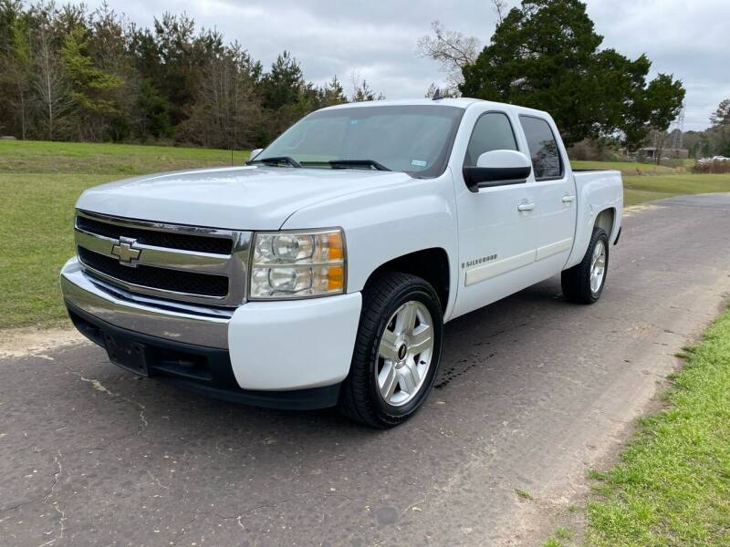 2008 Chevrolet Silverado 1500 for sale at Russell Brothers Auto Sales in Tyler TX