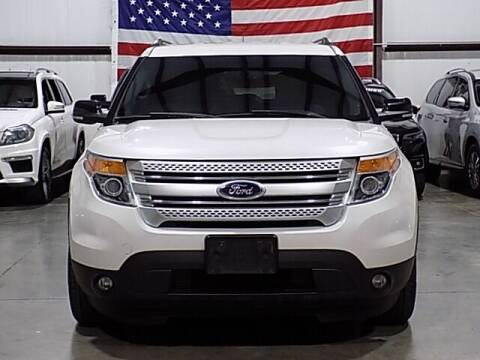2015 Ford Explorer for sale at Texas Motor Sport in Houston TX