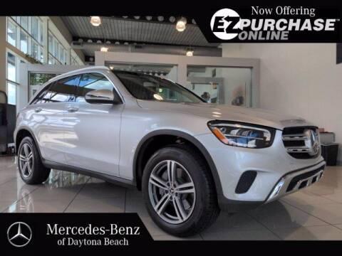2020 Mercedes-Benz GLC for sale at Mercedes-Benz of Daytona Beach in Daytona Beach FL